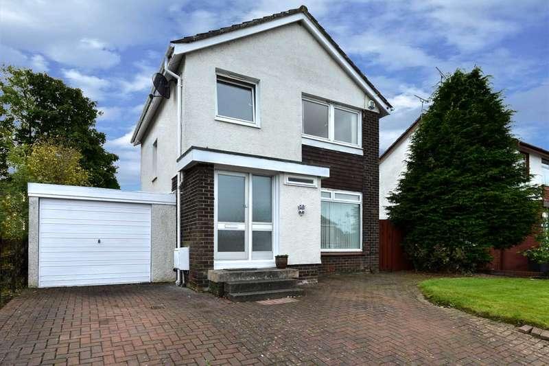3 Bedrooms Detached House for sale in Ben Alder Drive, Paisley