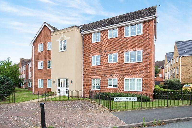 1 Bedroom Apartment Flat for sale in SAXON GATE