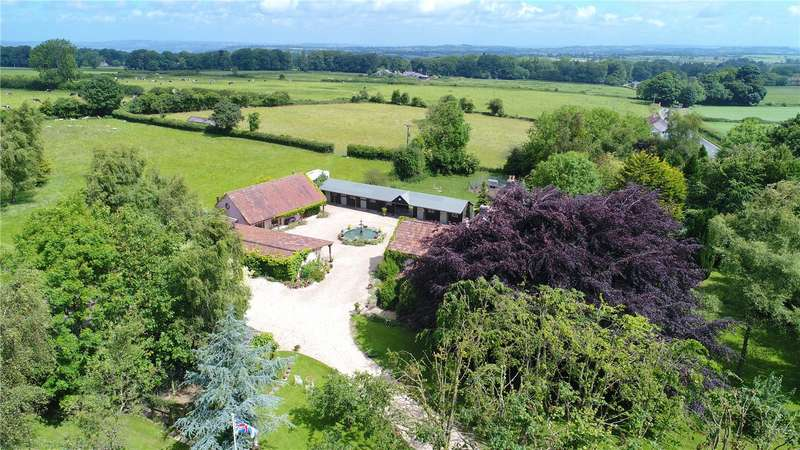 4 Bedrooms House for sale in Bathway, Chewton Mendip, Radstock, Somerset, BA3