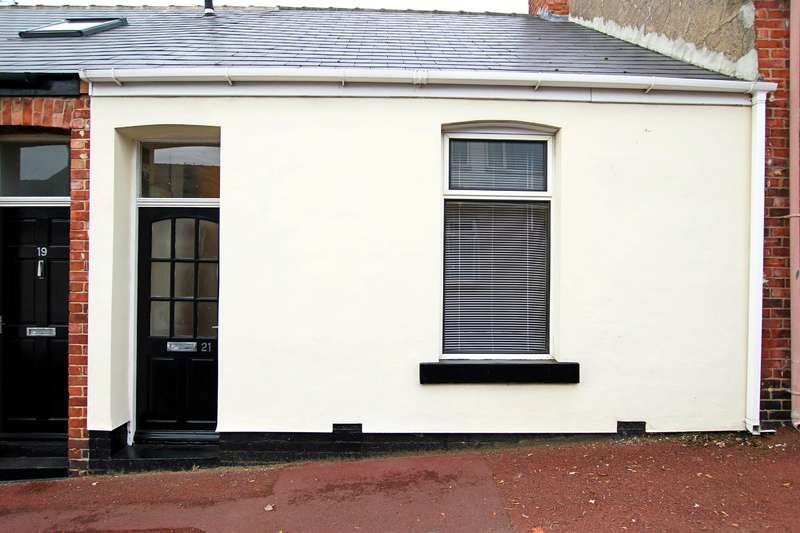2 Bedrooms Cottage House for sale in Kipling St , Sunderland, Tyne and Wear, SR5 2AT