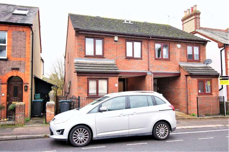 3 Bedrooms Semi Detached House for sale in Old Town, Hemel Hempstead