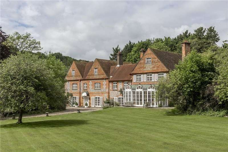 8 Bedrooms Detached House for sale in Dunley, Whitchurch, Hampshire, RG28