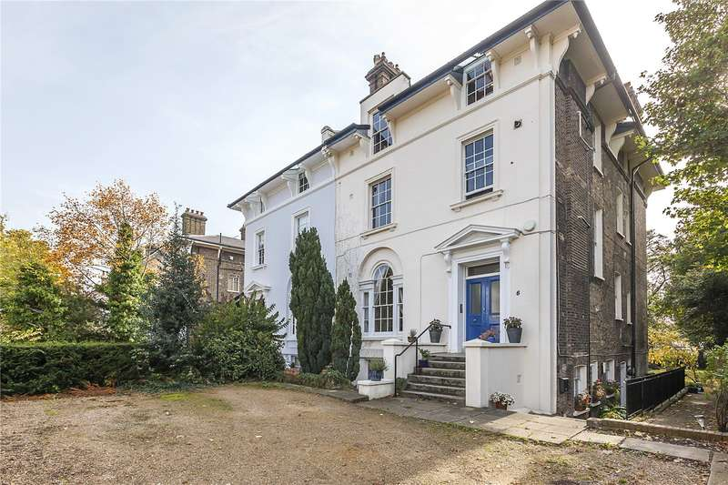 3 Bedrooms Flat for sale in Church Terrace, London, SE13