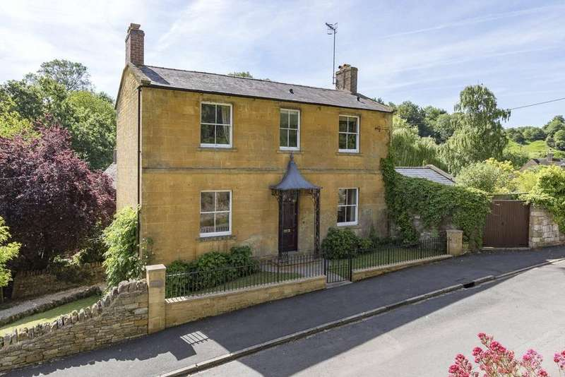 5 Bedrooms Detached House for sale in High Street, Blockley, Moreton-in-Marsh, Gloucestershire, GL56