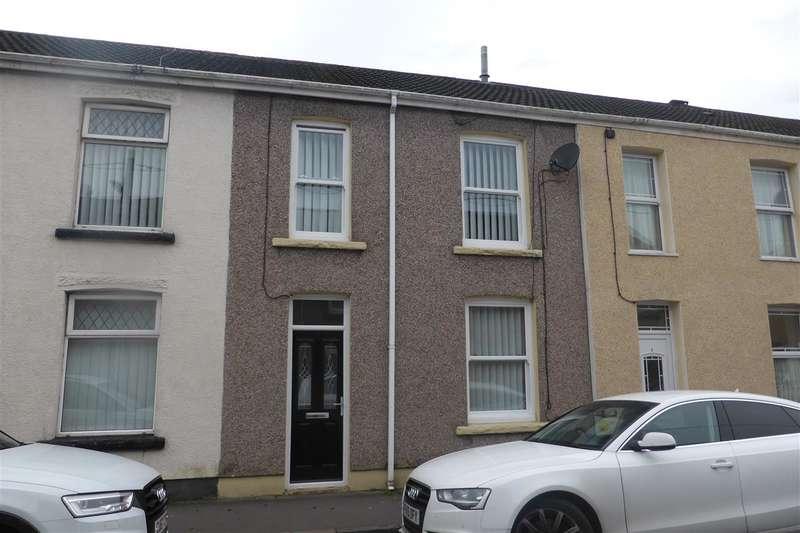 3 Bedrooms Terraced House for sale in 8 Heathfield Avenue, Glynneath, Glynneath
