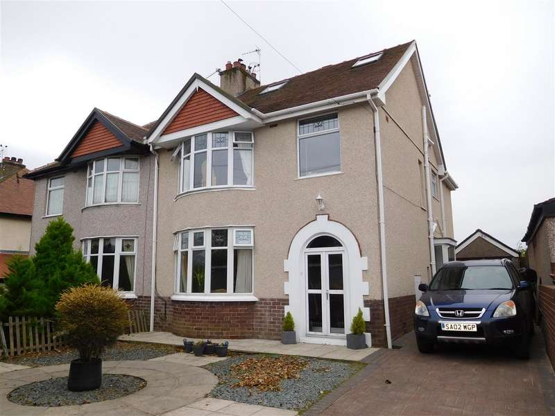 5 Bedrooms Semi Detached House for sale in Hawcoat Lane, BARROW-IN-FURNESS