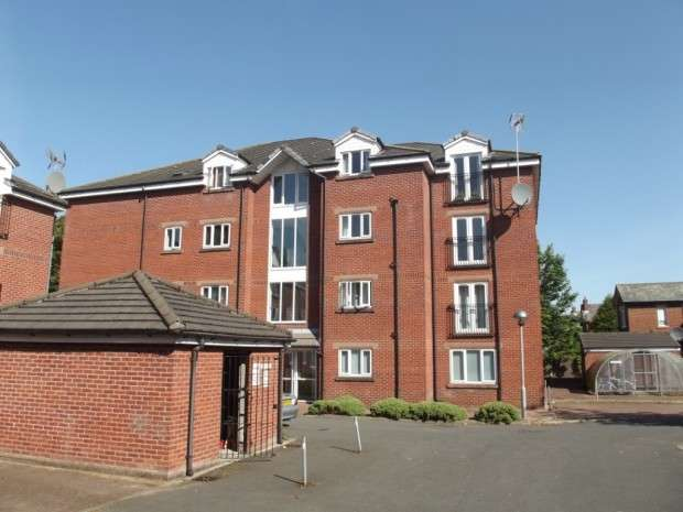 2 Bedrooms Apartment Flat for sale in Wove Court Garstang Road, Preston, PR1