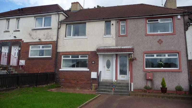 2 Bedrooms Terraced House for sale in Mearns Road, Motherwell, ML1