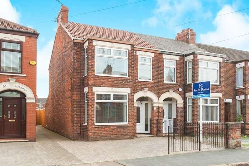 3 Bedrooms Property for sale in Watt Street, Hull, HU9