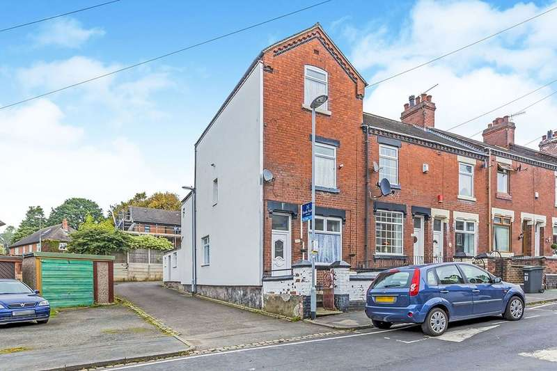 4 Bedrooms Terraced House for sale in Nash Peake Street, Stoke-On-Trent, ST6