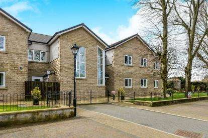 2 Bedrooms Flat for sale in Happy Mount House, Elms Lane, Morecambe, Lancashire, LA4