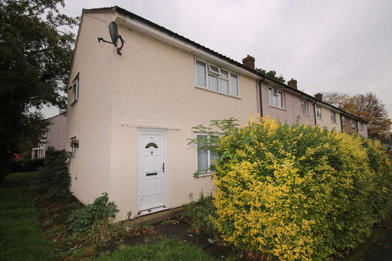2 Bedrooms End Of Terrace House for sale in Windmill Close, Goldington, MK41