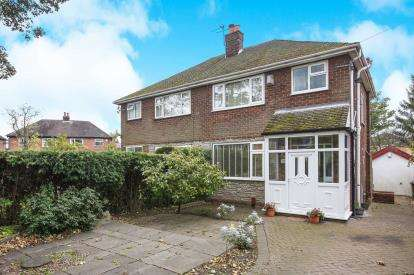 3 Bedrooms Semi Detached House for sale in Berkeley Road, Hazel Grove, Stockport, Cheshire