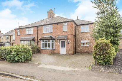 4 Bedrooms Semi Detached House for sale in Baldock Road, Stotfold, Hitchin, Bedfordshire
