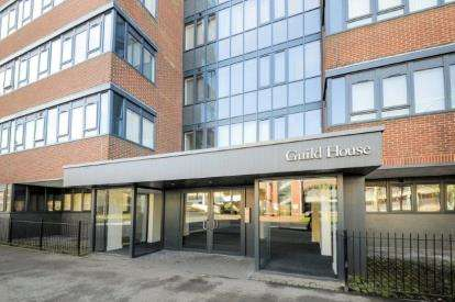 1 Bedroom Flat for sale in Guild House, Farnsby Street, Swindon