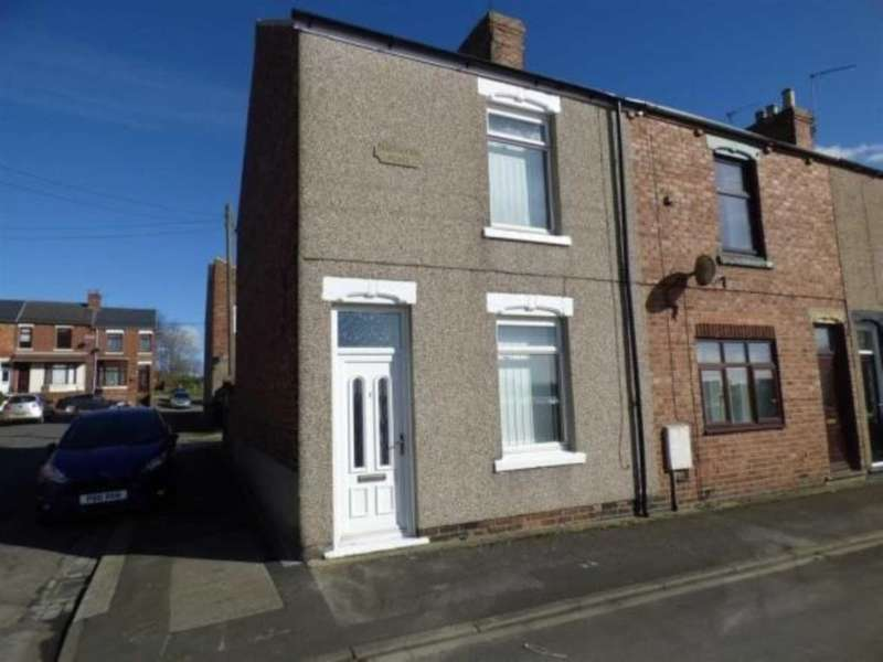 2 Bedrooms End Of Terrace House for rent in Magdeline Place, Ferryhill