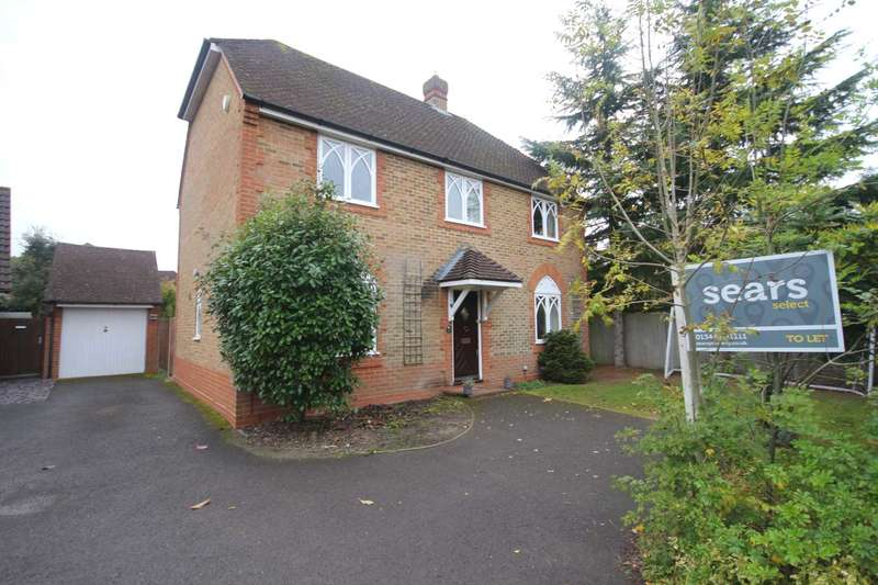 4 Bedrooms Detached House for rent in Saturn Croft, Winkfield Row