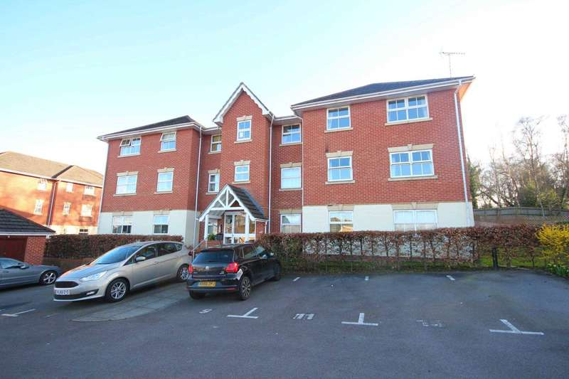 2 Bedrooms Apartment Flat for sale in Babbage Way, Bracknell