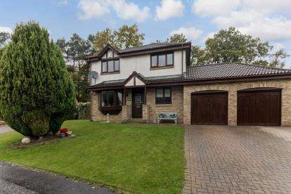 4 Bedrooms Detached House for sale in Balmoral Gardens, Murieston
