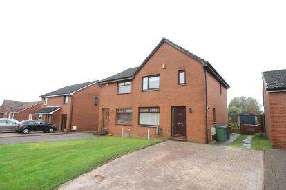 3 Bedrooms Semi Detached House for sale in Glenbuck Avenue, Robroyston