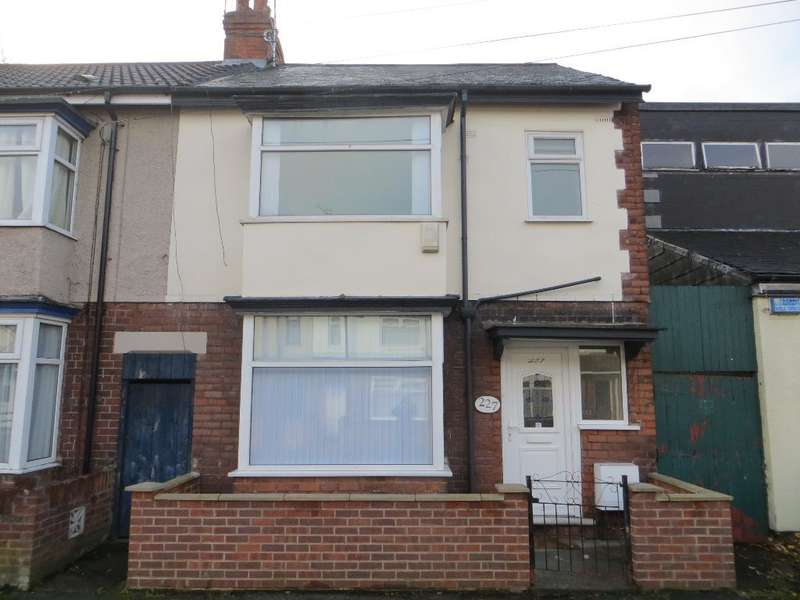 3 Bedrooms End Of Terrace House for sale in Perth Street West, Hull, East Yorkshire, HU5 3TZ