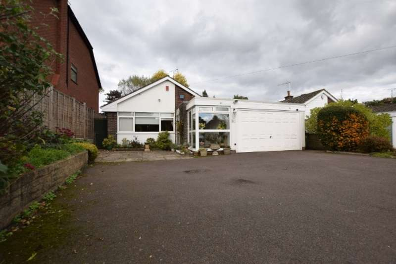 3 Bedrooms Detached Bungalow for sale in Grange Road, Solihull