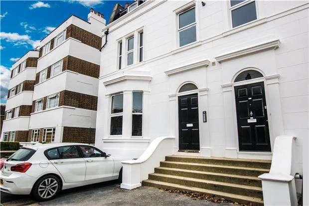 1 Bedroom Flat for sale in Belmont Road, WALLINGTON, Surrey, SM6 8TB