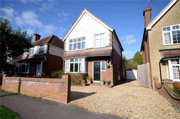 3 Bedrooms Detached House for sale in Boxalls Lane, Aldershot, Hampshire