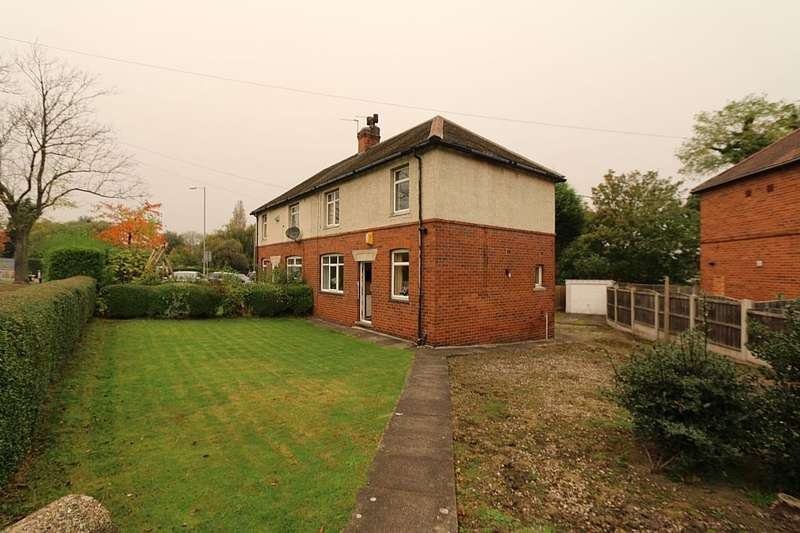 3 Bedrooms Semi Detached House for sale in Broadway, Wakefield, West Yorkshire, WF2 8LY
