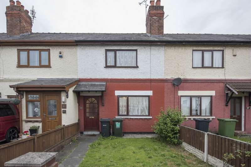 2 Bedrooms Terraced House for sale in Heathfield Road, Ellesmere Port, Cheshire, CH65