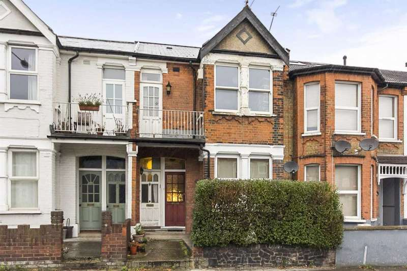 2 Bedrooms Apartment Flat for sale in Squires Lane, London