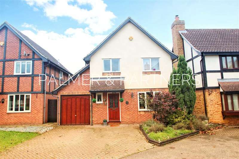 4 Bedrooms Detached House for sale in Hedgelands, Copford, Colchester