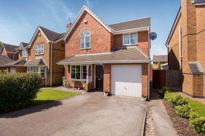 4 Bedrooms Detached House for sale in Teil Green, Fulwood, Preston, Lancashire