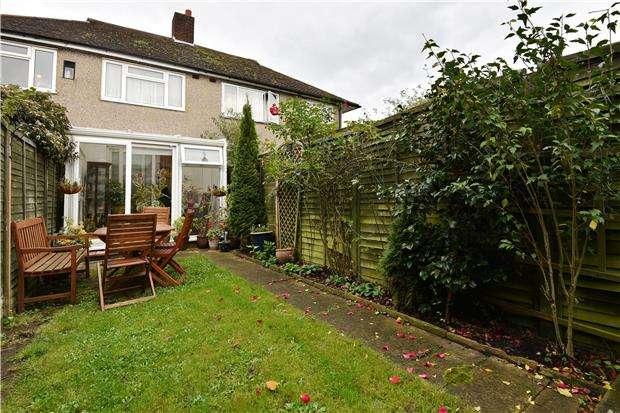 2 Bedrooms Maisonette Flat for sale in Byards Croft, LONDON, SW16 5EY