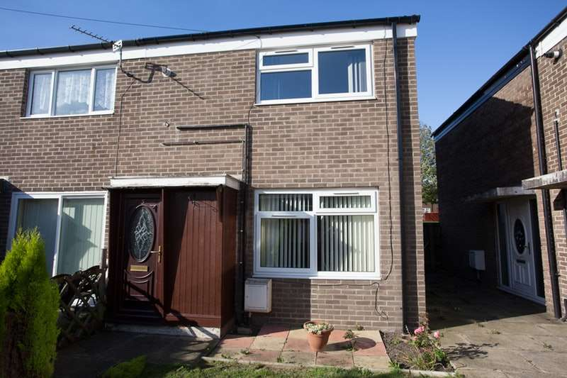2 Bedrooms End Of Terrace House for sale in Rossefield Approach, Bramley Leeds, West Yorkshire, LS13
