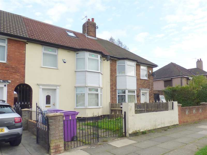 3 Bedrooms Terraced House for sale in Princess Drive, Page Moss, Liverpool
