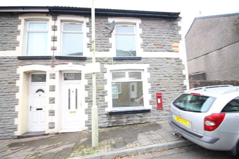 3 Bedrooms Semi Detached House for sale in Ynyscynon Road, Trealaw, Tonypandy