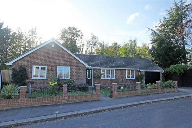 3 Bedrooms Detached Bungalow for sale in Springfield Road, Sittingbourne, Kent