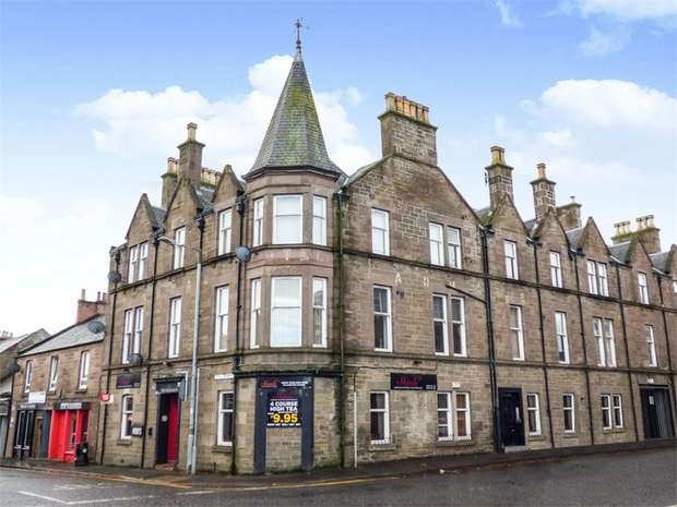 1 Bedroom Flat for sale in Market Street, Forfar, Angus