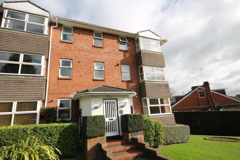 2 Bedrooms Flat for sale in Gadebridge Court, Hemel Hempstead, HP1