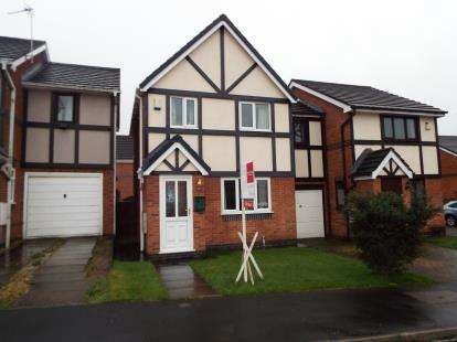 3 Bedrooms Semi Detached House for sale in Lakeland Gardens, Chorley, Lancashire