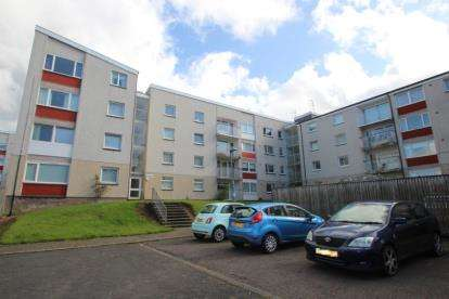 2 Bedrooms Flat for sale in Glen Tennet, East Kilbride, Glasgow, South Lanarkshire