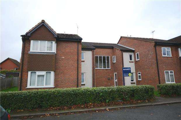 Apartment Flat for sale in Lowdell Close, West Drayton