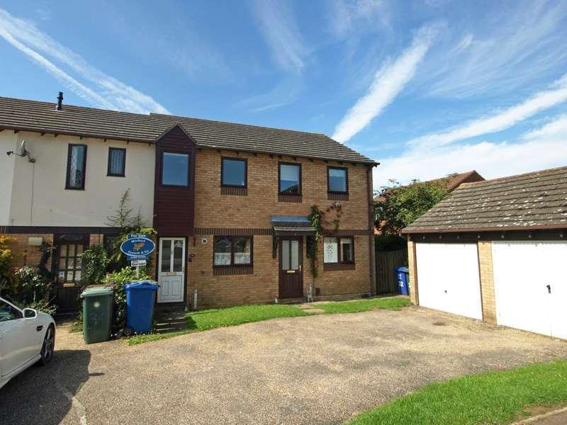 2 Bedrooms Terraced House for sale in Spindleside, Bicester