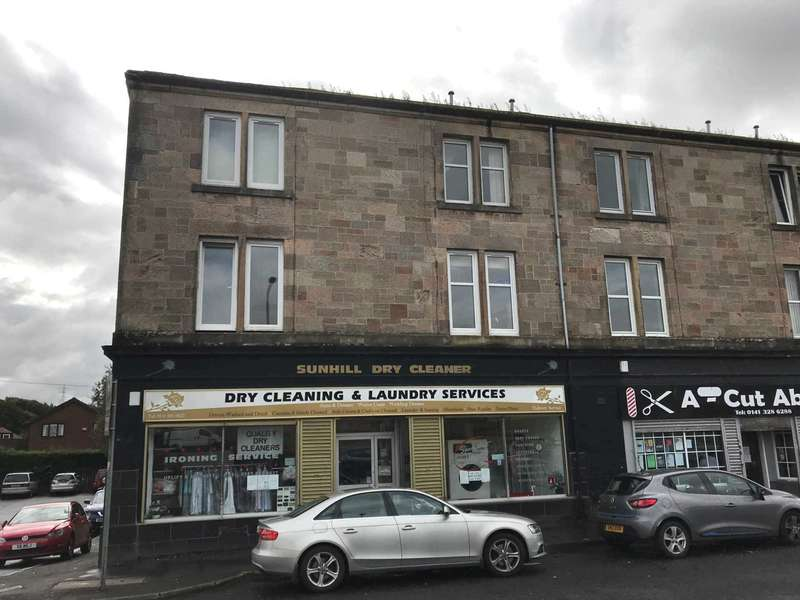 1 Bedroom Flat for rent in Main Street, Neilston