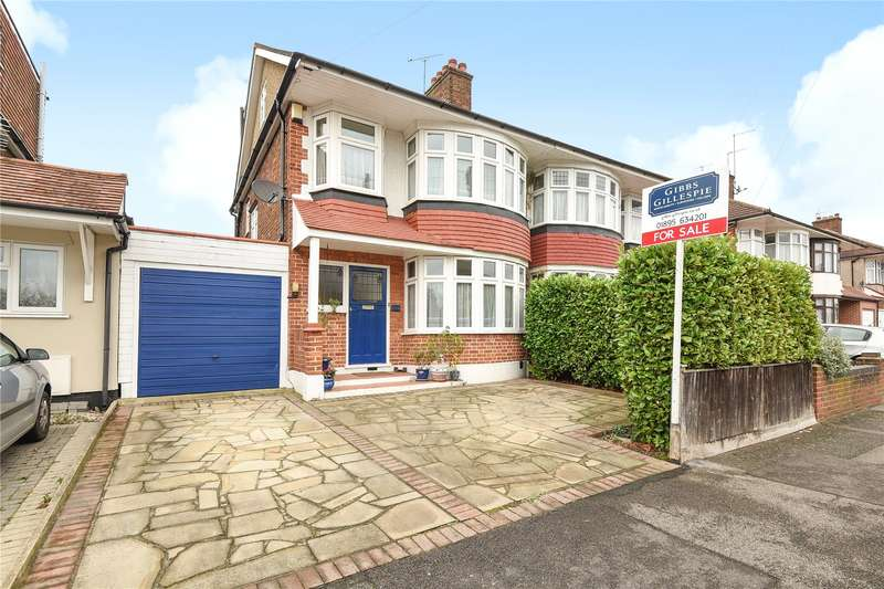 5 Bedrooms Semi Detached House for sale in Shenley Avenue, Ruislip, Middlesex, HA4