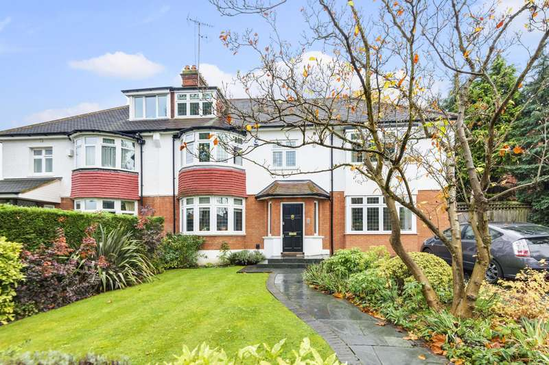 6 Bedrooms House for sale in Dollis Avenue, Finchley
