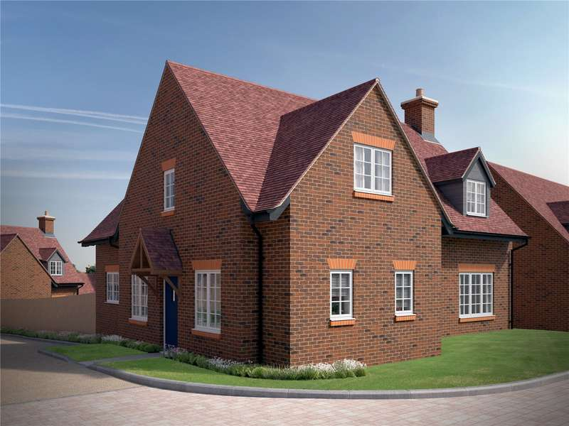 4 Bedrooms Detached House for sale in Plot 23, The Sanford, Saint's Hill, Slough Lane, Saunderton, High Wycombe, Buckinghamshire, HP14
