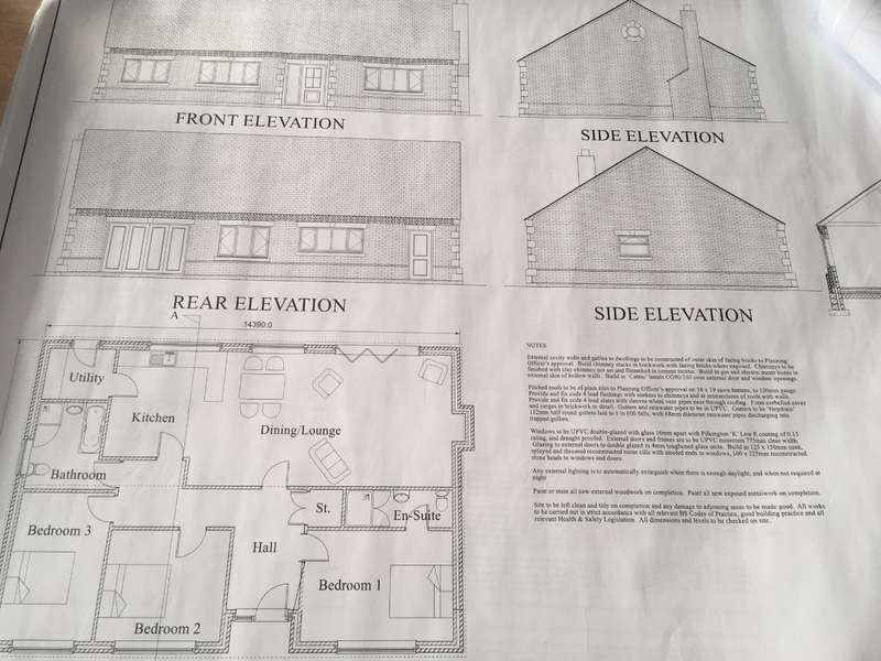 3 Bedrooms Plot Commercial for sale in ****NEW**** Plot 7,Home Farm. Dilhorne, Stoke-on-Trent, ST10 2PE