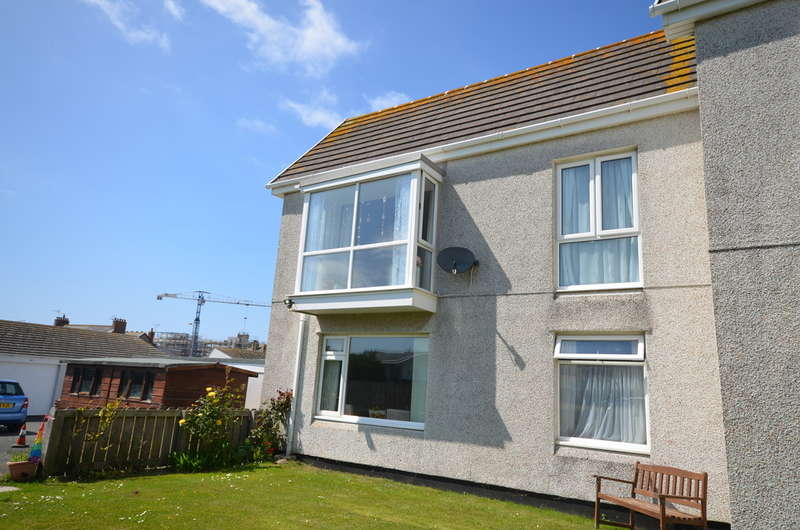 2 Bedrooms Apartment Flat for sale in Josephs Court, Perranporth, Cornwall